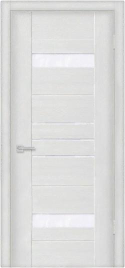 Дверь Mistral 9W, софт белый