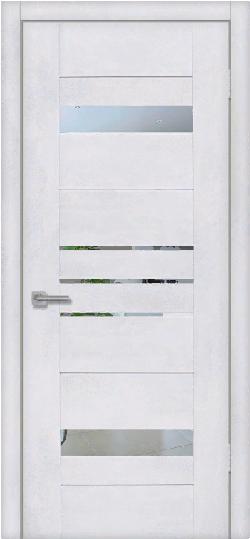 Дверь Mistral 9Z, лофт белый