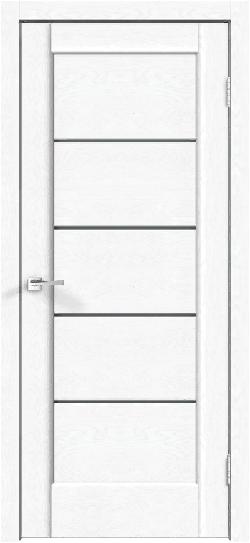 Дверь PREMIER 1 зеффиро эмалит текстур.