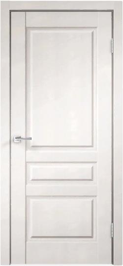 Дверь VILLA 3P эмалит белый